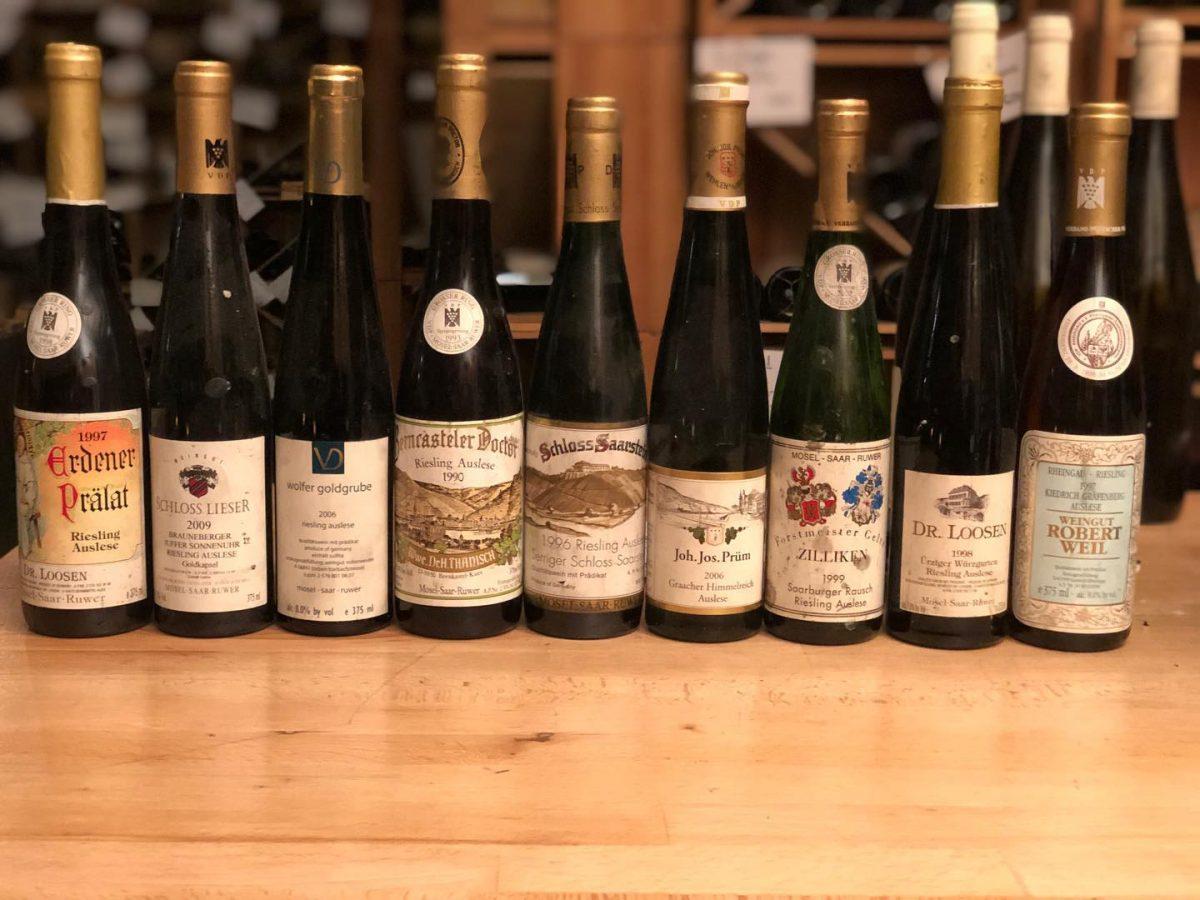 Weinloft Caduff Riesling - Weisswein