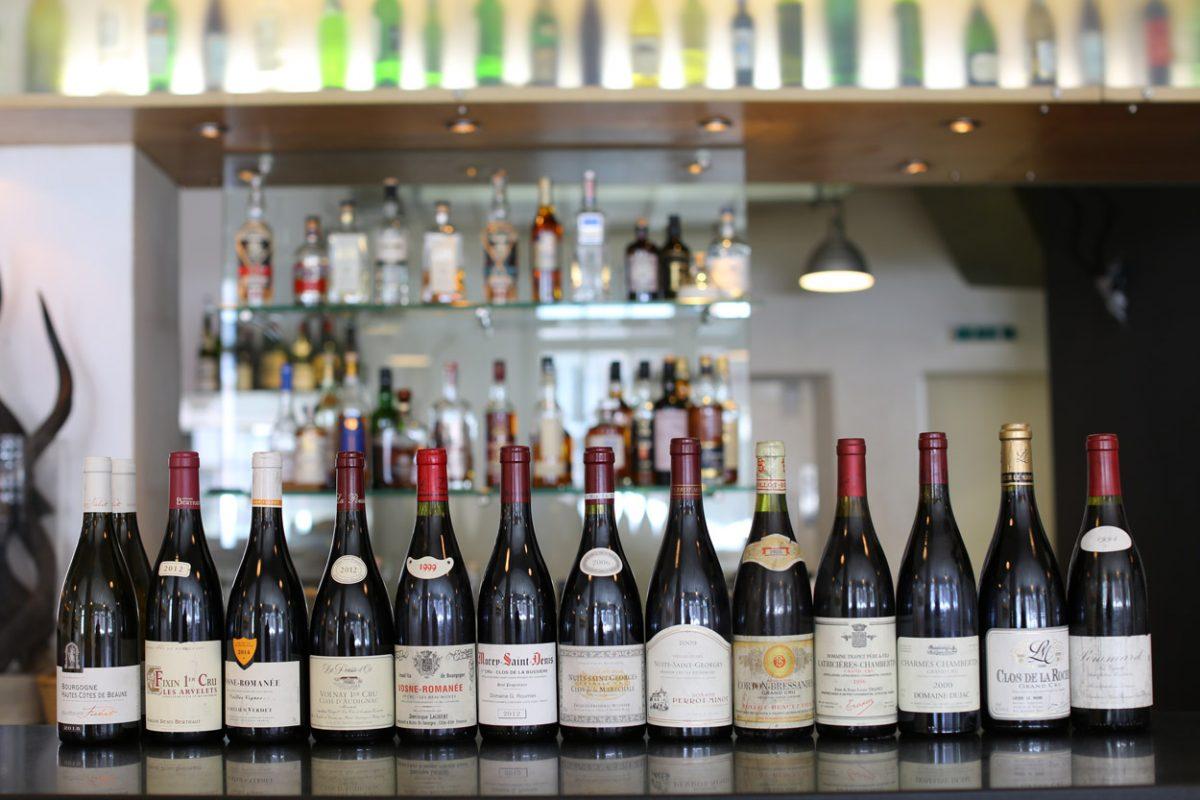 Degustation Wine Loft Weine - Caduff's Wine Loft