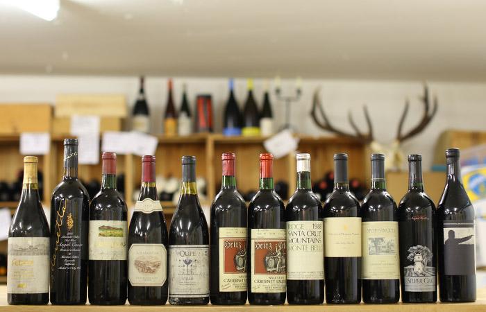 Wine und Dine Caduff Wine Loft - Reife Kalifornier,