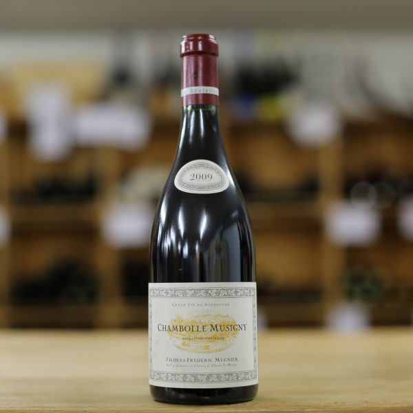 Weingut Jacques-Frédéric Mugnier Chambolle-Musigny Pinot Noir 2009