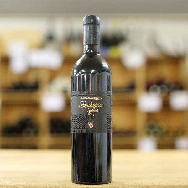 Weingut Quinta da Zambujeiro Black Label Especial 2014 - Wine Loft