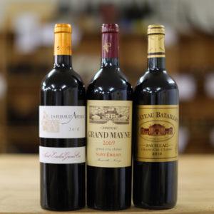 Paket Bordeaux 2010 - 2009 - Caduff Wine Loft