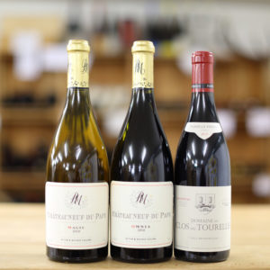 Paket Rhône Châteauneuf - Caduff Wine Loft