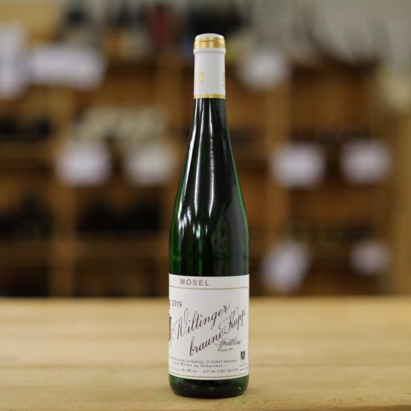 Weingut Egon Müller Wiltinger braune Kupp Riesling Spätlese 2019