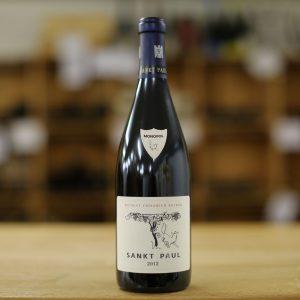 Weingut Friedrich Becker Sankt Paul Monopol Pinot Noir, 2012.