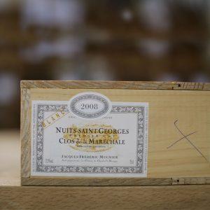 Weingut Jacques-Frederic Mugnier Nuits-Saint-Georges Chardonnay, 2008 , 1er Cru blanc. - Wine Loft