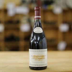 Weingut Jacques-Frederic Mugnier Nuits-Saint-Georges Clos de la Marechale, 1er Cru, Pinot Noir, 2008. - Wine Loft.