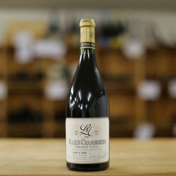 Weingut Lucien Le Moine Mazis-Chambertin, Grand Cru Pinot Noir, 2008