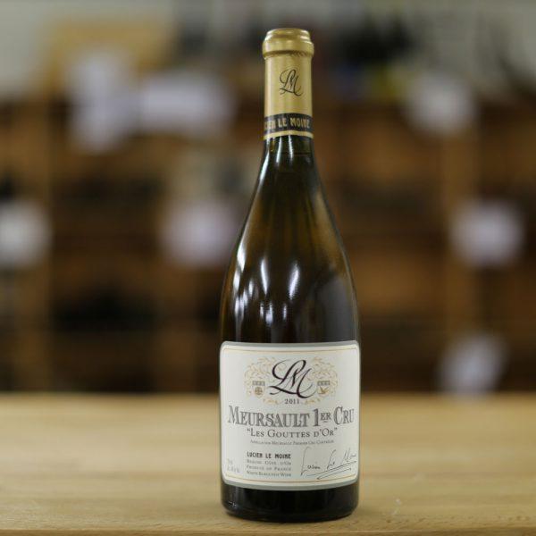 Weingut Lucien Le Moine Meursault Les Gouttes d'or Chardonnay, 2011 - Wine Loft - Winery