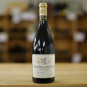 Weingut Lucien Le Moine Vosne-Romanée Les Suchotes, 1er Cru Pinot Noir, 2009 - Shop online at Wine Loft - Best Wines and prices.